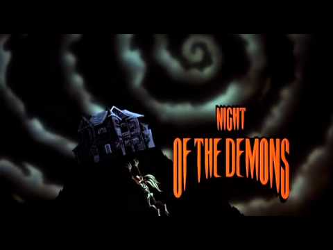 """Night of the Demons (1988) - """"Main Title Theme"""""""