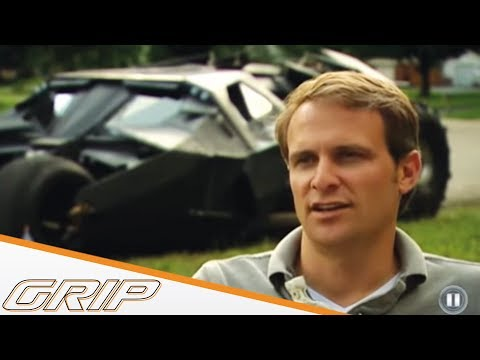 K.I.T.T. und das Batmobil  |US Filmautos |GRIP