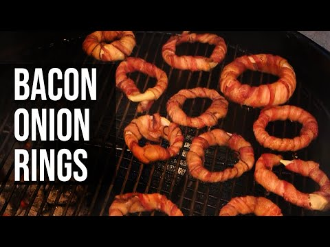 bacon - Grill her slow, and then fry her just the way ya like it -golden brown on the outside and moist and tender on the inside. Watch the BBQ Pit Boys show you how...