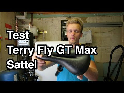 Test Terry Fly GT Gel Max Fahrradsattel | MTB Sattel Test | Fahrradsattel Test | Gel Sattel Test