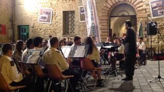 Staffolo Italy  city photo : Sociedade Musical Recreativa Obidense - Staffolo 2014 - Italian Holiday
