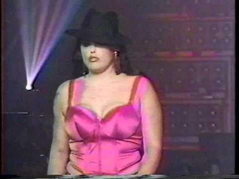 Lane Bryant runway show 2002 - press coverage