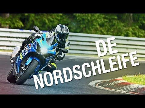 Met de 2017 Suzuki GSX-R1000 op de Nordschleife, Nurburgring touristenfahrten