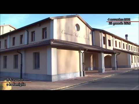 FBN stralcio dal servizio sui 14 anni del Vescovo Dante Lafranconi