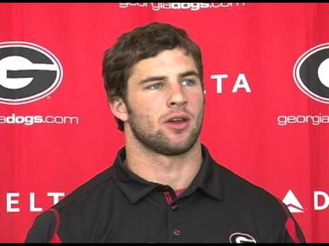 Arthur Lynch press conference: Georgia Tech game video.