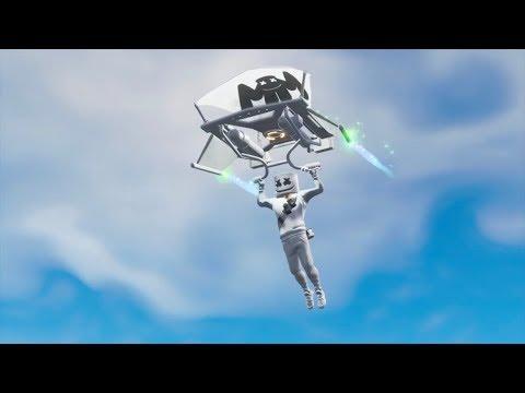 Marshmello Plays Fortnite in Marshmello Skin + Battle Royale Gameplay Highlights - Thời lượng: 17 phút.