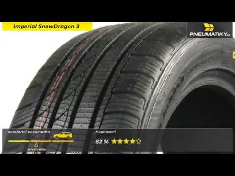 Youtube Imperial SnowDragon 3 185/55 R16 87 H XL Zimní