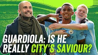Video Peak Pep: Is Guardiola really Manchester City's man? MP3, 3GP, MP4, WEBM, AVI, FLV November 2017