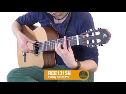 OrtegaGuitars_RCE131SN_ProductVideo