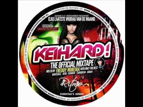 DJ FREDDY MOREIRA - MIXTAPE 1 - KEIHARD