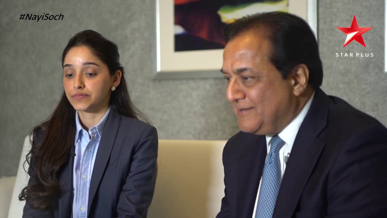 ​ Nayi Soch l Rana Kapoor and Roshini Kapoor