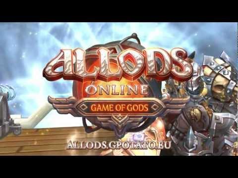 http://allods.gPotato.eu/intro3/ Allods Online Volume 5: Gra Bogów już jest! Przeciwstaw się Bogom i zagraj jako Bard, dotrzyj w głąb Miasta Śmierci, aby ruszyć na wyzwanie 10 nowym raidom, lub odwiedź całkiem nowe Pola Bitewne PvP: Dolinę Czarownic od 23