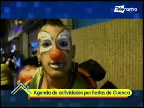 Agenda de actividades por fiestas de Cuenca