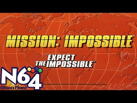 Mission Impossible - Nintendo 64 Review - Hd