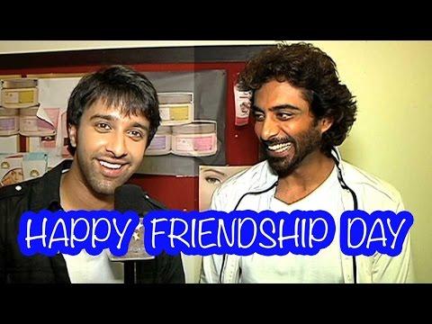 Sahil Mehta and Rohit Khurana's friendship special