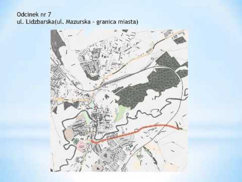 Koncepcja rozwoju dróg rowerowych Brodnica