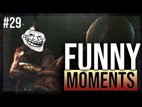 ASSASSINS CREED ODYSSEY - funny twitch moments ep. 29