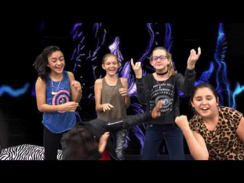 TSGA Halloween Dance (видео)