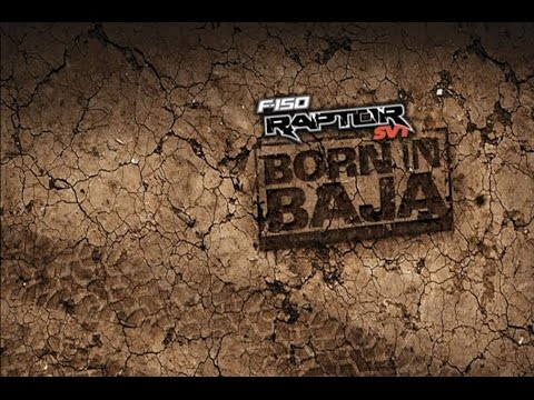 Born In Baja Ford Raptor Full Movie Racing Baja 1000 720P HD 1 Hour 43 Min (видео)