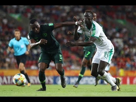 MATCH HIGHLIGHTS - Senegal V Nigeria - FIFA U-20 World Cup Poland 2019