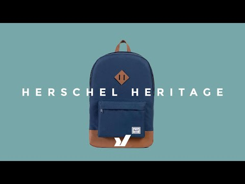 The Herschel Heritage Backpack