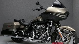 2. 2013  HARLEY DAVIDSON  FLTRXSE2 CVO ROAD GLIDE  - National Powersports Distributors