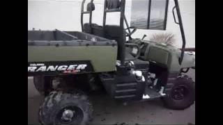 8. 2007 Polaris RangerXp 700