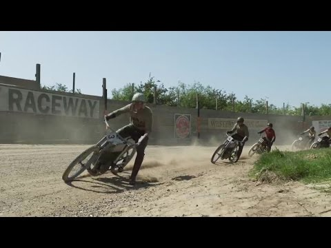 Usher In The New Era Of Flat Track Racing | HARLEY AND THE DAVIDSONS
