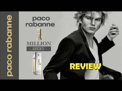 Paco Rabanne 1 Million Lucky (Review) Bravo👏👏