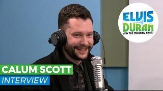 Video Calum Scott Discusses 'Britain's Got Talent' + First Time in the USA   Elvis Duran Show MP3, 3GP, MP4, WEBM, AVI, FLV Juni 2018