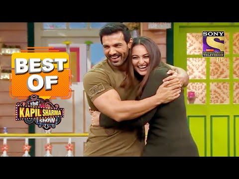 Sonakshi को करना पड़ा हाथापाई   Best Of The Kapil Sharma Show - Season 1