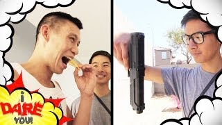 Video I Dare You (ft. Jeremy Lin & Kevjumba) MP3, 3GP, MP4, WEBM, AVI, FLV Oktober 2018