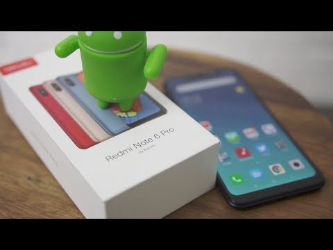 Video Xiaomi Redmi Note 6 Pro Unboxing & Overview with Camera Samples download in MP3, 3GP, MP4, WEBM, AVI, FLV January 2017