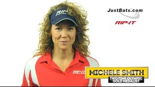 Olympic Gold Medalist & ESPN Analyst Michele Smith Endorses JustBats.com
