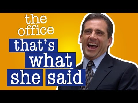 Every That s What She Said Ever The Office US