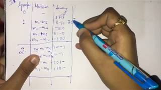 Video QM method of minimisation | Quine McCluskey | Digital Electronics MP3, 3GP, MP4, WEBM, AVI, FLV Juli 2018
