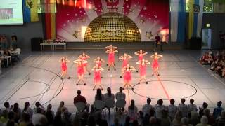 Dancing Angels - Süddeutsche Meisterschaft 2014