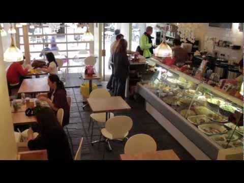 Nécco Japanese Cafébar Introduction - 52-54 Exmouth Market, London, EC1R 4QE