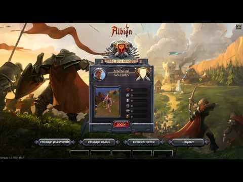 ALBION ONLINE – Gameplay ITA – Presentazione nuova Serie