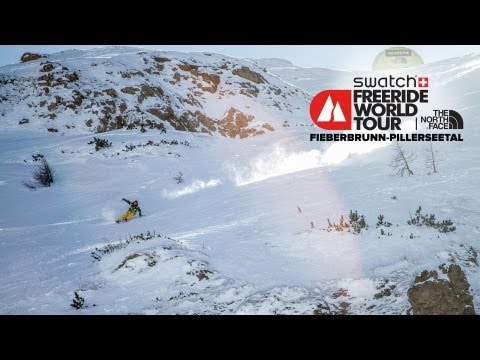 Freeride World Tour 2013 in Fieberbrunn (AUT)