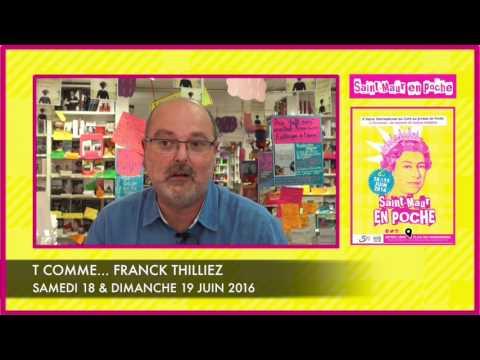 Vid�o de Franck Thilliez