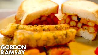 Video Gordon Ramsay's Recipes for a Better School Lunch MP3, 3GP, MP4, WEBM, AVI, FLV Februari 2019