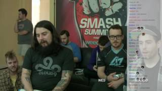 Smash Summit 3: Rivals of Aether – Westballz gets bodied by Mang0 with chat