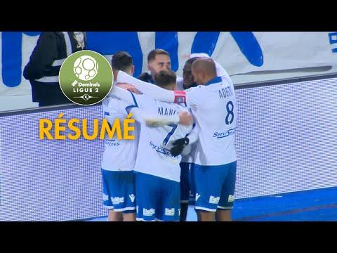 AJ Auxerre - US Orléans ( 3-0 ) - Résumé - (AJA - USO) / 2018-19