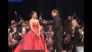 Оперная дива Аида Гарифуллина дала концерт в Татарстане
