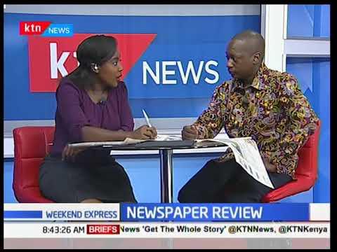 Mike Sonko and President Uhuru at loggerheads over Miguna nomination   Morning Express (видео)