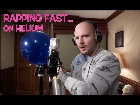 Rapping Fast on Helium