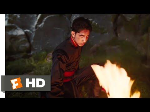 The Last Airbender (2010) - Zuko vs. Katara Scene (5/10) | Movieclips