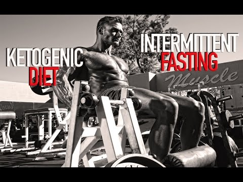 Quickly Lose Belly Fat With Ketosis & Intermittent Fasting | Thomas Delauer (видео)