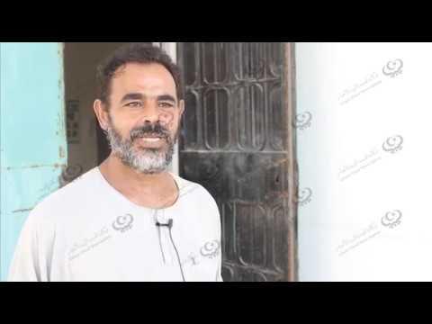 لجنة شؤون النازحين بالخمس تستقبل (271) عائلة نازحة من طرابلس